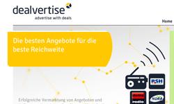 Dealvertise erhält Investition von Bertelsmann