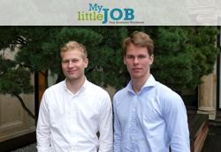 Interview mit den Gründern von MyLitteJob