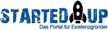 StartedUp Logo