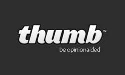 thumb – Die neue Meinungsplattform