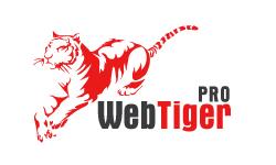 WebTiger Pro – Webseiten- und Newslettererstellung